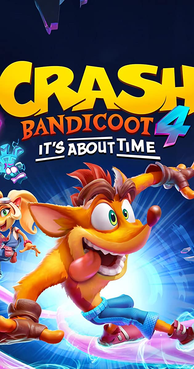 Crash Bandicoot 4: It's About Time (Video Game 2020) - Connections - IMDb