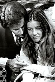 Patty Duke and Ted Bessell in Two on a Bench (1971)
