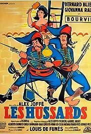 Les hussards Poster