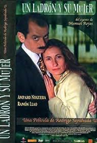Amparo Noguera and Ramón Llao in Un Ladrón y su Mujer (2002)