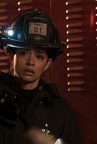 Miranda Rae Mayo in Chicago Fire (2012)