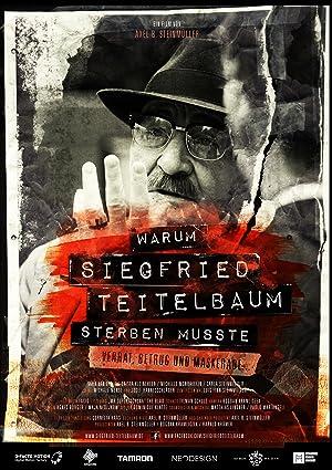 Where to stream Warum Siegfried Teitelbaum sterben musste