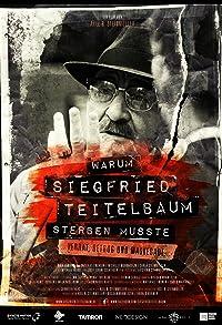 Primary photo for Warum Siegfried Teitelbaum sterben musste