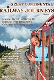 Michael Portillo in Great Continental Railway Journeys (2012)