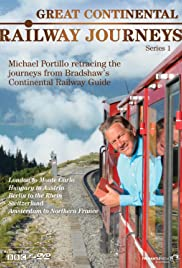 Great Continental Railway Journeys Poster - TV Show Forum, Cast, Reviews