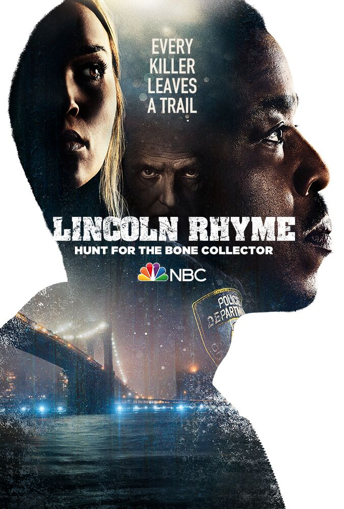 Russell Hornsby, Arielle Kebbel, and Brían F. O'Byrne in Lincoln Rhyme: Hunt for the Bone Collector (2020)