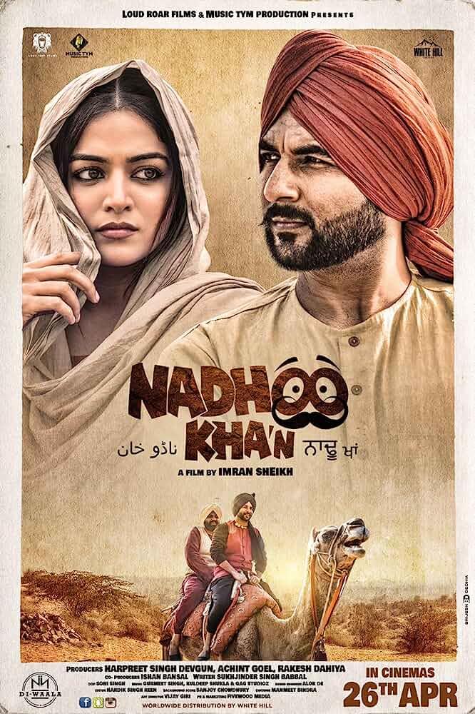 Nadhoo Khan 2019 720p HDTS Rip 1.2GB Punjabi Movie DOWNLOAD