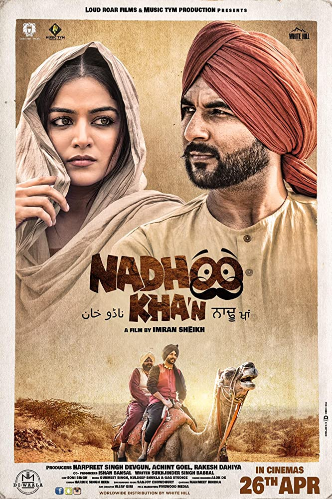 Nadhoo Kha'n 2019 Punjabi 720p WEB-DL 999MB Free Download