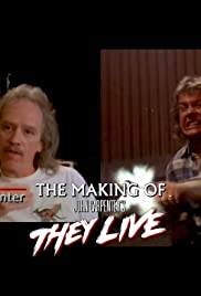 The Making of 'They Live' Poster