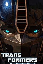 Transformers Prime Poster