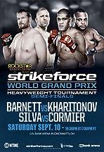 Strikeforce: Barnett vs. Kharitonov