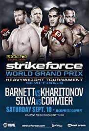 Strikeforce: Barnett vs. Kharitonov Poster