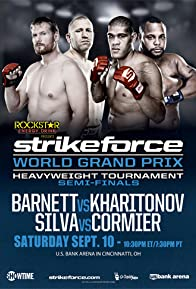 Primary photo for Strikeforce: Barnett vs. Kharitonov