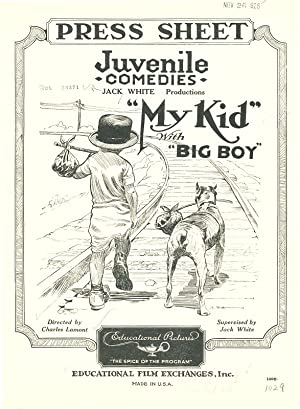 Charles Lamont My Kid Movie