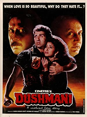 Dushmani: A Violent Love Story movie, song and  lyrics