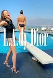 L.A.dy Dior Poster
