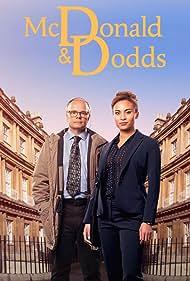 Jason Watkins and Tala Gouveia in McDonald & Dodds (2020)