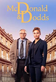McDonald & Dodds Poster - TV Show Forum, Cast, Reviews