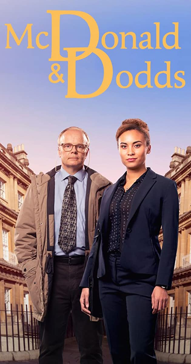 Download McDonald & Dodds or watch streaming online complete episodes of  Season 1 in HD 720p 1080p using torrent