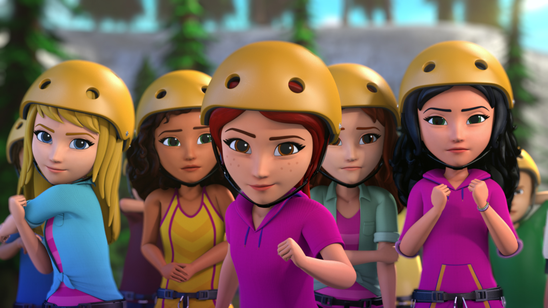 Lego Friends The Power Of Friendship Tv Series 2016 Photo