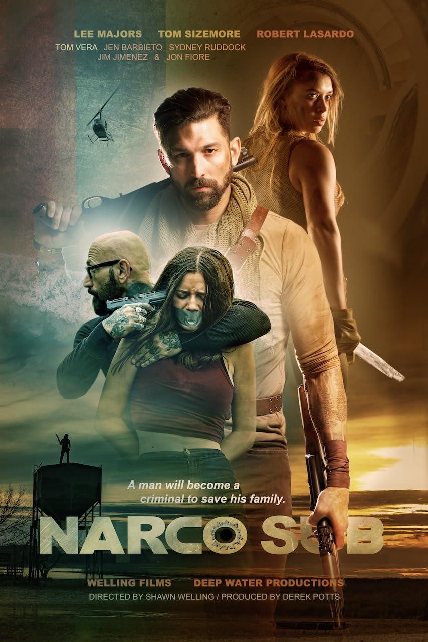 Narco Sub (2021) English 720p HEVC WEBRip  x265 AAC ESubs (450MB) Full Movie Download