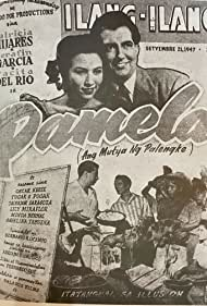 Oscar Keesee, Fernando Poe, Patricia Mijares, Pugak, Tugak, Pacita Del Rio, Serafin Garcia, Salvador Zaragoza, Minda Bernal, and Angelina Tabuena in Pamela (1947)