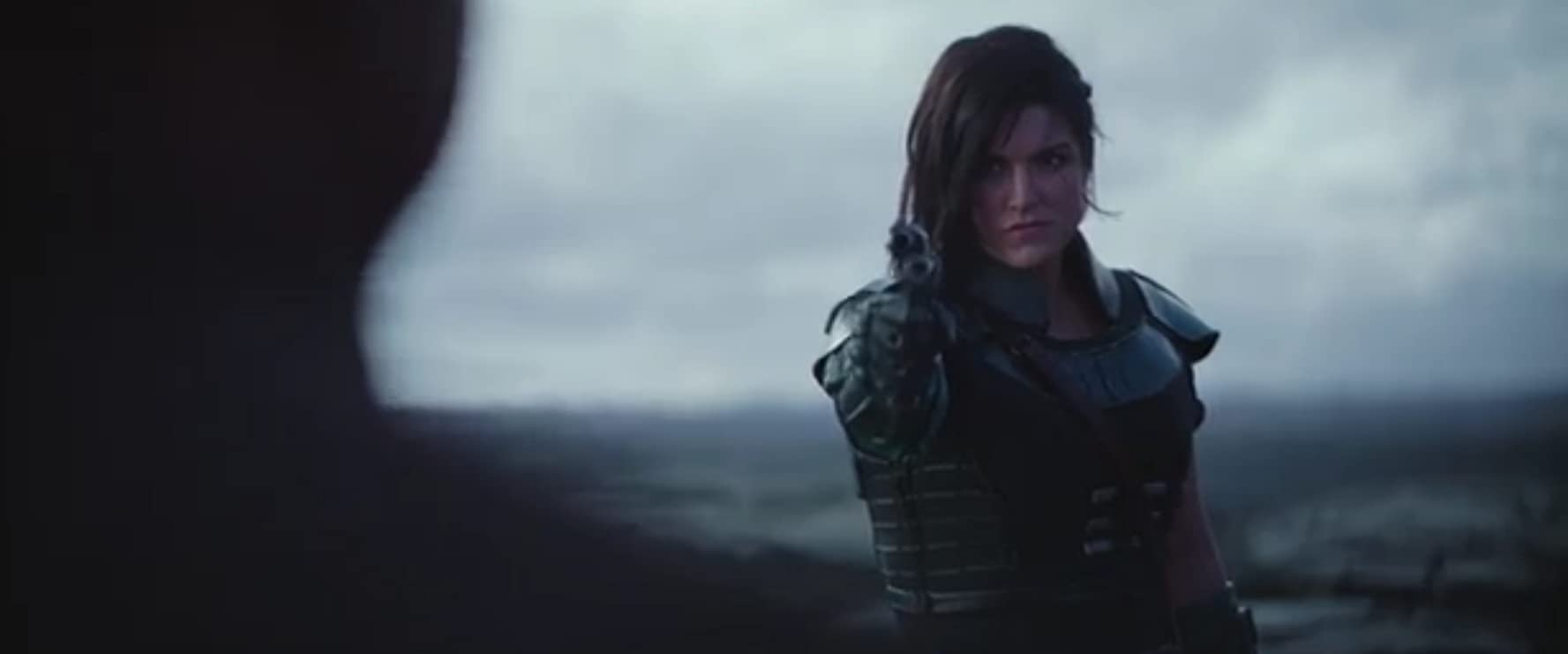 Gina Carano in The Mandalorian (2019)