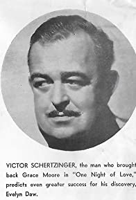 Primary photo for Victor Schertzinger