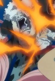 Gekitou Kaishi! Luffy Tai Hody! Poster