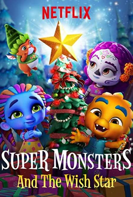 Film: Super Monsters and the Wish Star