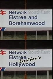 Elstree Britain's Hollywood Poster
