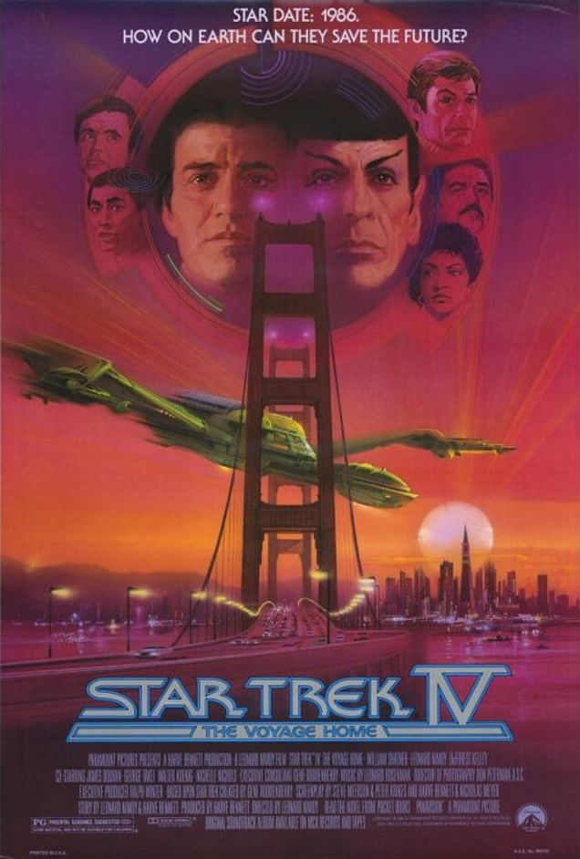 Star Trek IV: The Voyage Home download