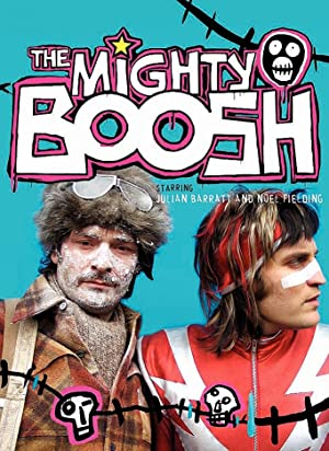 The Mighty Boosh watch online