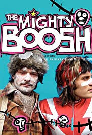 The Mighty Boosh Poster - TV Show Forum, Cast, Reviews