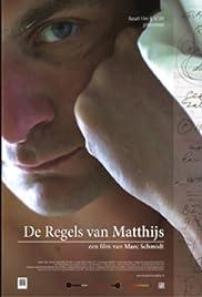 De regels van Matthijs Poster