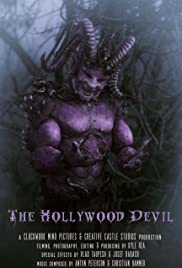 The Hollywood Devil Poster