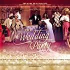 Richard Mofe-Damijo, Iretiola Doyle, Banky Wellington, and Adesua Etomi-Wellington in The Wedding Party (2016)