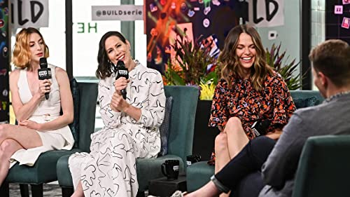 "BUILD: The ""Younger"" Cast Talks About THAT Musical Number"