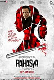 Rahasya (2015) HDRip Hindi Movie Watch Online Free