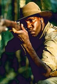 David Ngoombujarra in Harry's War (1999)