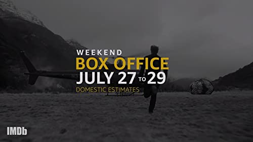 Weekend Box Office: July 27 to 29