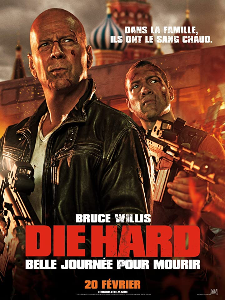 A Good Day to Die Hard (2013) Hindi Dubbed