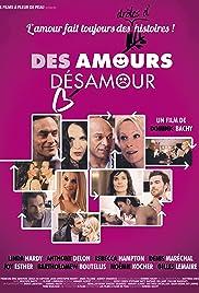 Des amours, désamour Poster