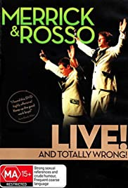 Merrick & Rosso: Live and Totally Wrong! Poster