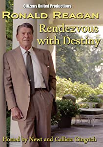 Legal movie downloads Ronald Reagan: Rendezvous with Destiny by Kevin Knoblock [WQHD]