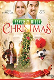 Beverly Hills Christmas Poster