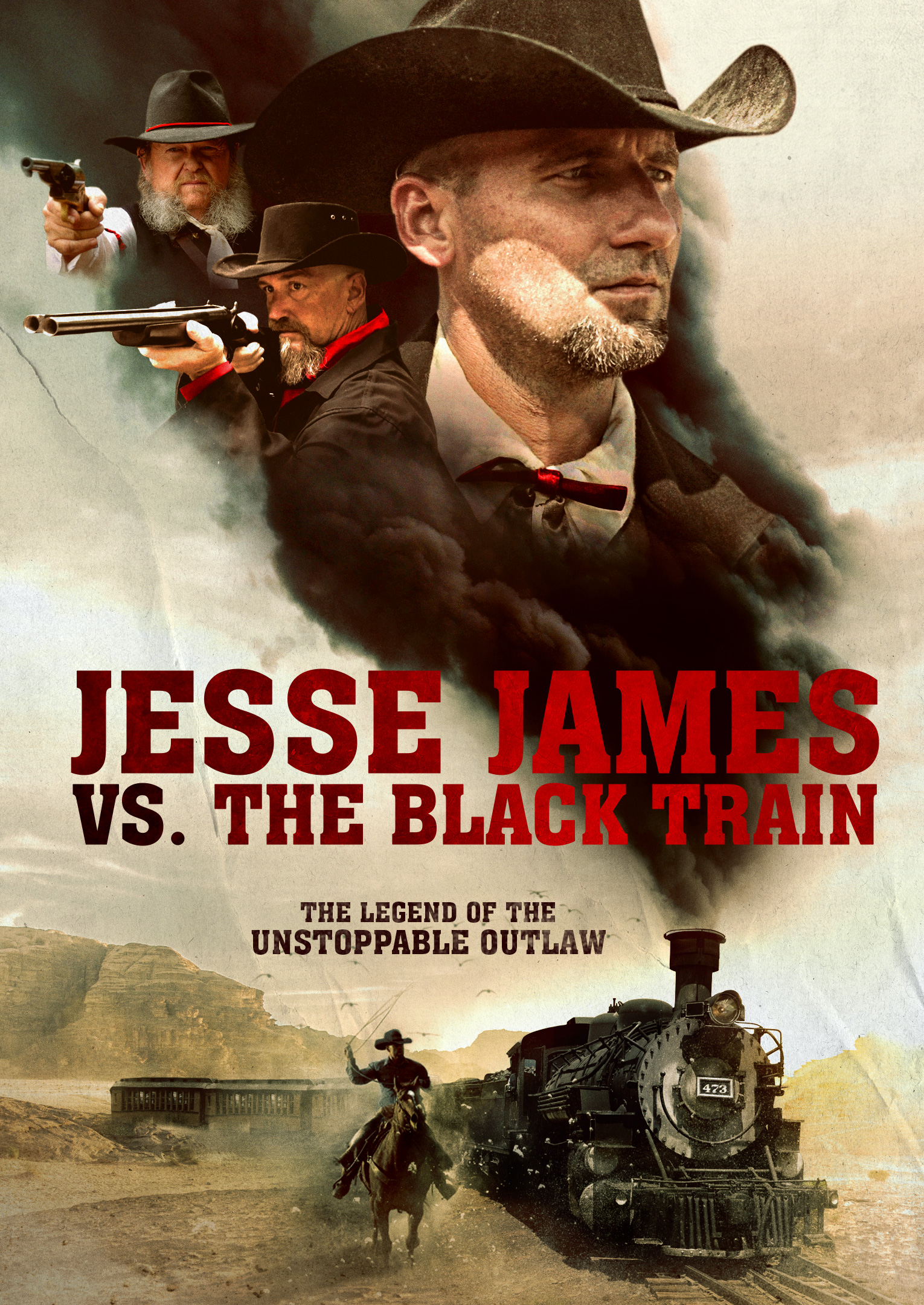 Jesse James – O Roubo do Trem Negro [Dub] – IMDB 1.9
