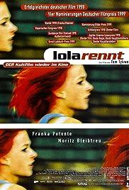 Run Lola Run Poster