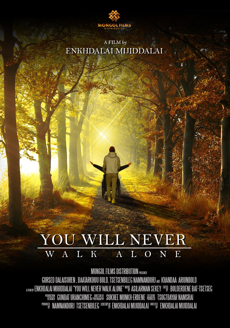 You Will Never Walk Alone on FREECABLE TV