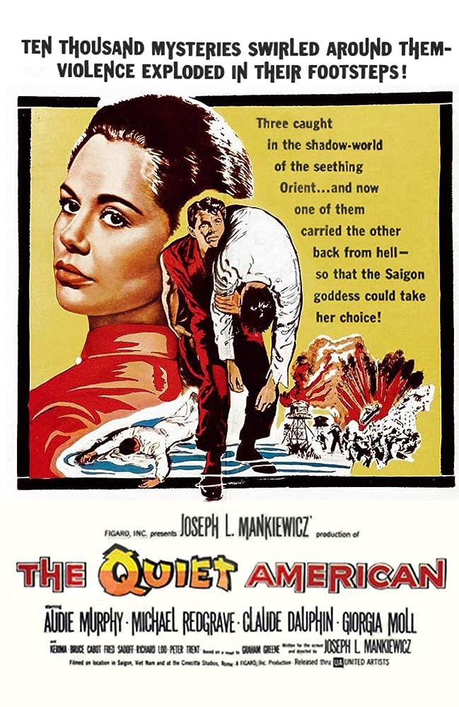 Giorgia Moll in The Quiet American (1958)